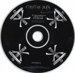 Christian Death: Atrocities (CD) - Bild 3