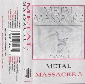 Metal Massacre III (Tape) - Bild 1