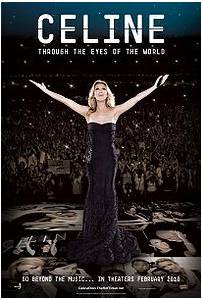Céline Dion: Through The Eyes Of The World - Cover