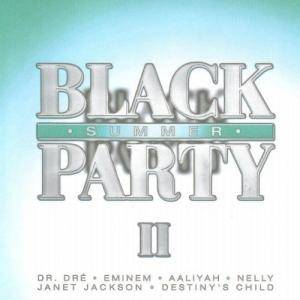 Cover - De La Soul Feat. Chaka Khan: Black Summer Party II
