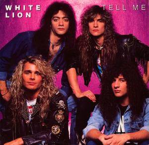 Cover - White Lion: Tell Me