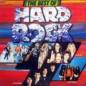 Best Of Hard Rock, The - Cover