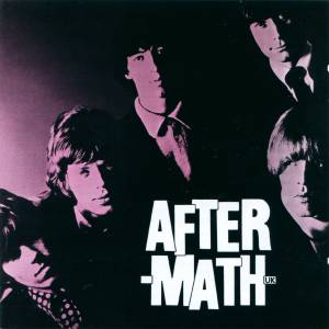 Cover - Rolling Stones, The: Aftermath