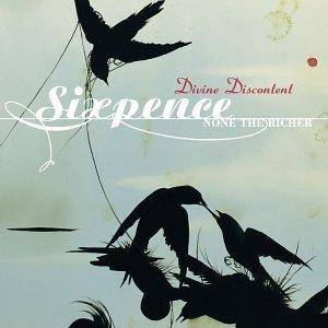 Cover - Sixpence None The Richer: Divine Discontent