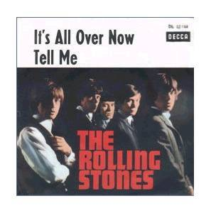 The Rolling Stones: It's All Over Now - Cover