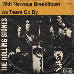 The Rolling Stones: 19th Nervous Breakdown - Cover