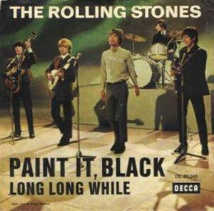 The Rolling Stones: Paint It Black - Cover