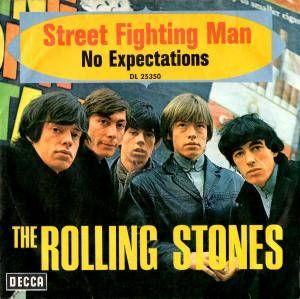 The Rolling Stones: Street Fighting Man - Cover