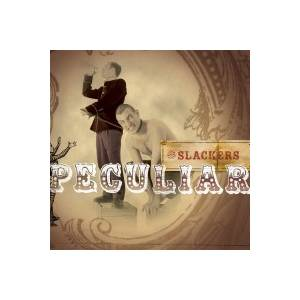Cover - Slackers, The: Peculiar