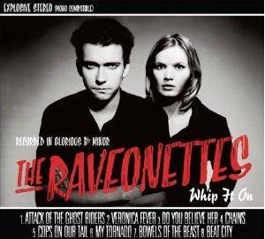 Cover - Raveonettes, The: Whip It On