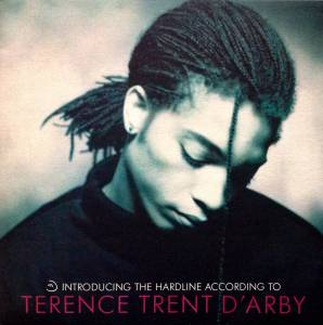 Terence Trent D'Arby: Introducing The Hardline According To Terence Trent D'Arby (LP) - Bild 1