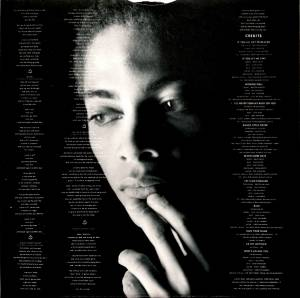 Terence Trent D'Arby: Introducing The Hardline According To Terence Trent D'Arby (LP) - Bild 3
