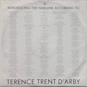 Terence Trent D'Arby: Introducing The Hardline According To Terence Trent D'Arby (LP) - Bild 4