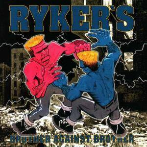 Ryker's: Brother Against Brother - Cover