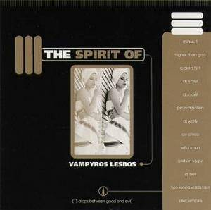 Spirit Of Vampyros Lesbos, The - Cover