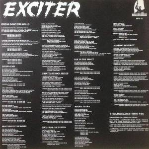 Exciter: Unveiling The Wicked (LP) - Bild 4