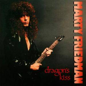 Cover - Marty Friedman: Dragon's Kiss