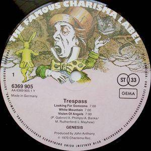 Genesis: Trespass (LP) - Bild 5