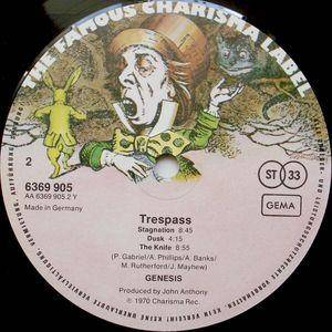 Genesis: Trespass (LP) - Bild 6