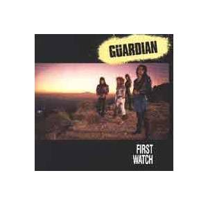 Guardian: First Watch - Cover