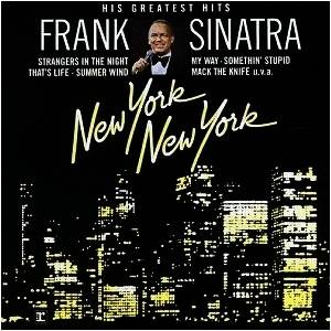 Frank Sinatra: New York New York - Cover
