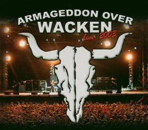 Armageddon Over Wacken - Live 2003 - Cover