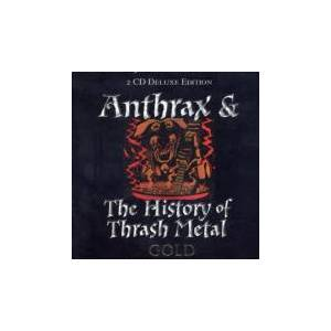 Cover - Birmingham 6: Anthrax & The History Of Thrash Metal