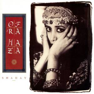 Ofra Haza: Shaday - Cover