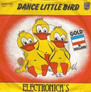 Electronica's: Dance Little Bird - Cover