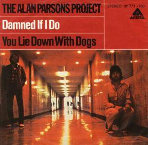 The Alan Parsons Project: Damned If I Do - Cover