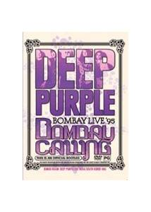 Deep Purple: Bombay Calling - Cover
