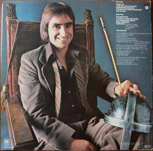 Chris de Burgh: Crusader (LP) - Bild 2
