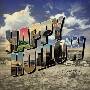 Cover - Cursive: Happy Hollow