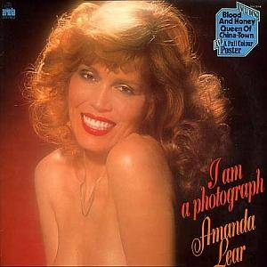 Amanda Lear: I Am A Photograph - Cover