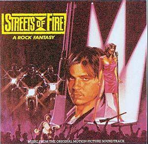 Streets Of Fire - Music From The Original Motion Picture Soundtrack - Cover