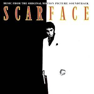 Scarface - Music From The Original Motion Picture Soundtrack - Cover