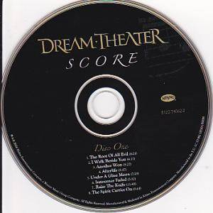 Dream Theater: Score (3-CD) - Bild 3