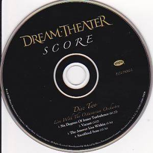 Dream Theater: Score (3-CD) - Bild 4