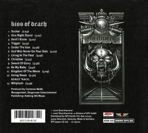 Motörhead: Kiss Of Death (CD) - Bild 2