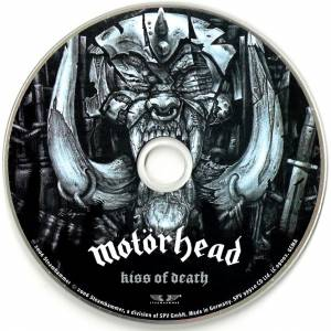 Motörhead: Kiss Of Death (CD) - Bild 3
