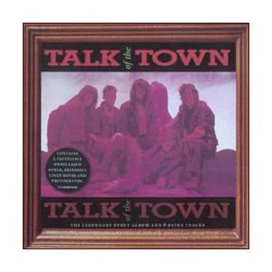 Talk Of The Town: Talk Of The Town - Cover