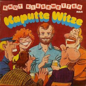 Cover - Knut Kiesewetter: Kaputte Witze