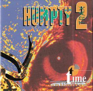 Cover - Roughage: Humpty Trax 2