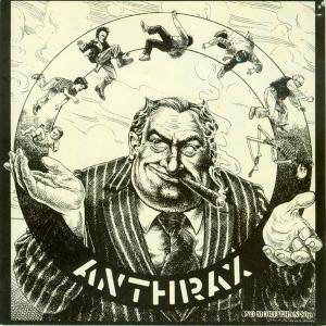 Cover - Anthrax: Capitalism Is Cannibalism