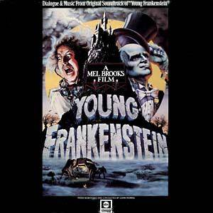 Cover - John Morris: Young Frankenstein