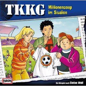TKKG: (168) Millionencoup In Stadion - Cover