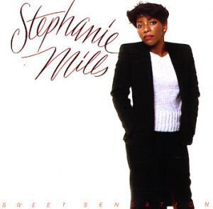 Stephanie Mills: Sweet Sensation - Cover