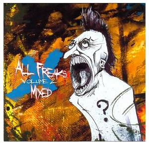 Cover - StaatsPunkrott: All Freaks Mixed Volume 2