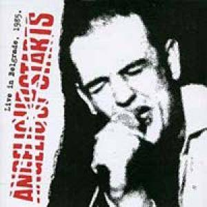 Cover - Angelic Upstarts: Live In Belgrade, 1985