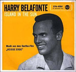 Harry Belafonte: Island In The Sun - Cover